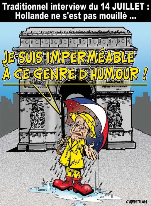 François Hollande par chris69